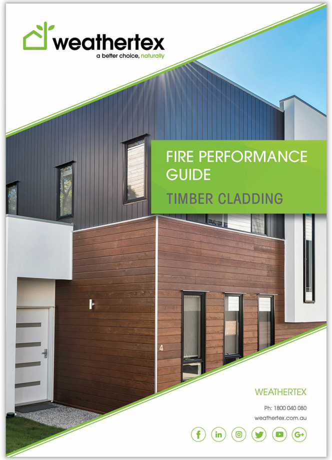 Fire perforance guide front cover